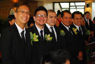 Carlo-Ria Wedding