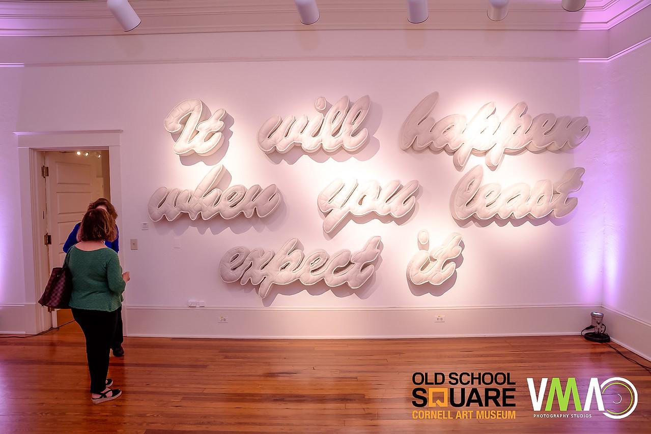 fabricated, cornell museum of art