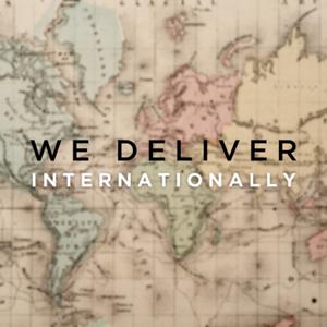 International Delivery (Instagram Post)