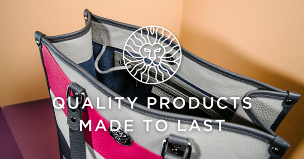 QUALITY PRODUCTS MADE TO LAST