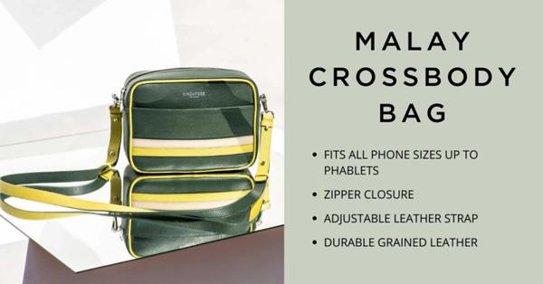 MALAY CROSSBODY BAG