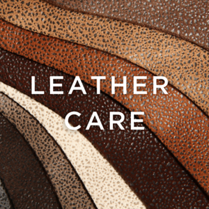 LEATHER CARE (Instagram Post)