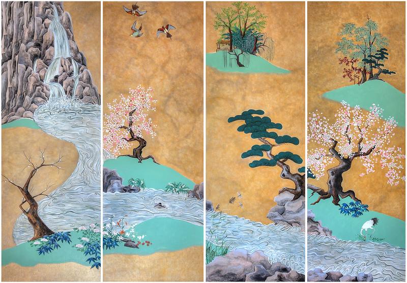 4 x 4 mural complete costco