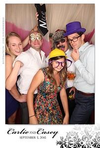 Carlie & Casey's Wedding 9-5-15
