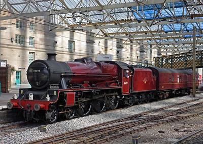 Carlisle trains, August 2015