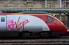 390131 City of Liverpool, 9M84, Carlisle, Tues 4 August 2015 - 1511.  Virgin's 1400 Glasgow Central - Euston via Birmingham, with new branding on the Pendolino.
