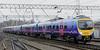 185125 & 185135, Carlisle, Wed 21 December 2011 - 1414.   First Transpennine Express's 1200 Manchester Airport - Edinburgh.