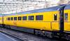 New Measurement Train track recording coach ADB 977994, Carlisle, Mon 18 January 2010
