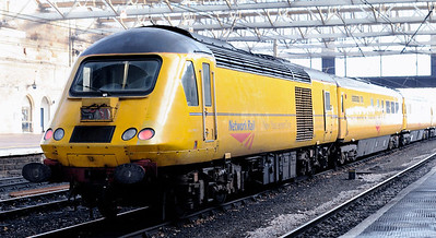 Carlisle trains, January 2010