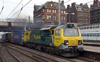 Carlisle trains, July 2016