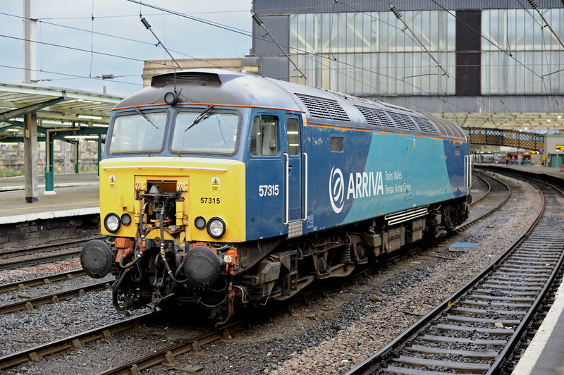 57315, Carlisle, Fri 28 June - 0530.  The Bodysnatcher was switched off after dragging 390112 from Preston via Settle on Virgin's 1S06 1930 Euston - Glasgow.  It reached Glasgow at 0418 (due 0006).