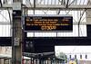 The 1S26 Euston - Glasgow / Edinburgh sleeper is delayed, Carlisle, Fri 29 June 2012 - 0730.