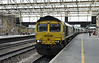 66598, 4S22, Carlisle, fri 29 June 2012 - 0746.  Freightliner's  Hunslet - Ravenstruther empty coal.
