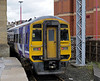 158902, Carlisle, Fri 29 June 2012 - 1238.  Dozing in Collyer Lane siding.
