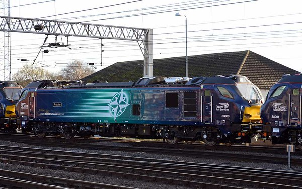 88008 Ariadne, 6Z89, Carlisle, Wed 1 March 2017 - 1633
