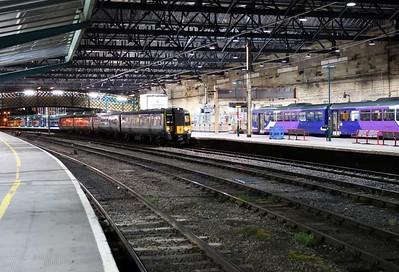 Carlisle trains, May 2018