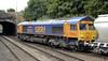 66710 Phil Packer, 6Z58, London Road Junction, Carlisle, Mon 7 October 2013 2