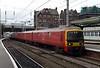 325009. 325016 & 325003, 1M44, Carlisle, Tues 3 October 2017 - 1721.  DB Cargo's 1617 Shieldmuir - Warrington mail.