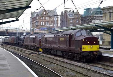 Carlisle trains, October 2017