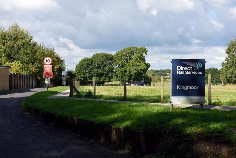 DRS traction depot, Kingmoor, Carlisle, Fri 18 September 2015 2