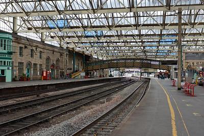 Carlisle trains, September 2015