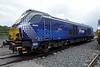 ScotRail 68006 Daring, DRS open day, Kingmoor, Carlisle, Sat 22 July 2017.