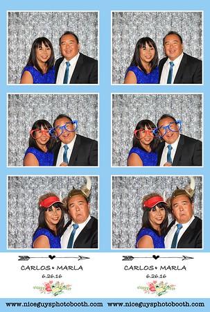 Carlos & Marla Wedding - 06.26.16