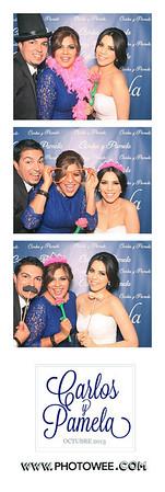 Carlos y Pamela