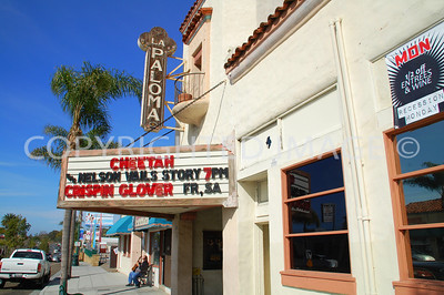 471 South Coast Highway, Encinitas, CA - 1928 La Paloma Theater