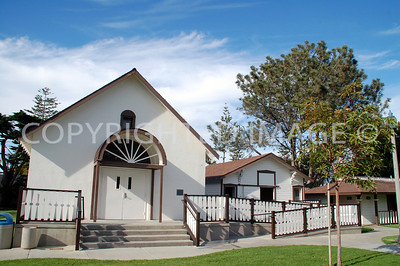 2650 Garfield Street, Carlsbad, CA - 1926 St. Patrick's Catholic Church