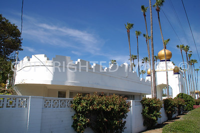215 K Street, Encinitas, CA - 1937 Self Realization Fellowship Temple and Gardens