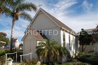 2775 Carlsbad Boulevard, Carlsbad, CA - 1894 St. Michael's by the Sea Church