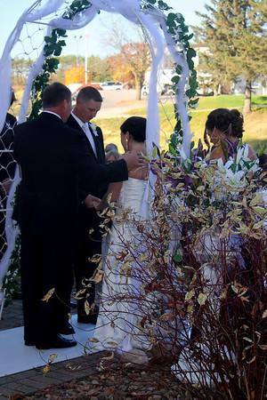 Carly and Joe Wedding