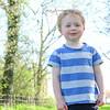 ginger haired toddler