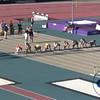 20160506 Class 2A Girls 100m Hurdles  LHSAA Class 1A-2A outdoor championships