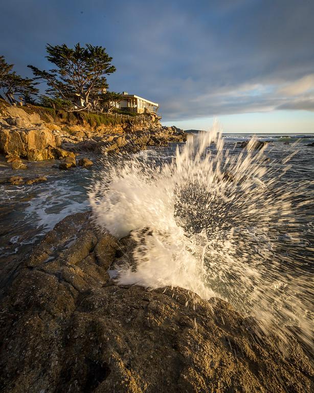 Sea Burst House
