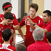 CCS boys volleyball