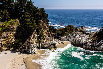 McWay Falls, Big Sur Julia Pfeiffer Burns State Park