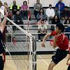 Carmel vs Mitty boys Volleyball