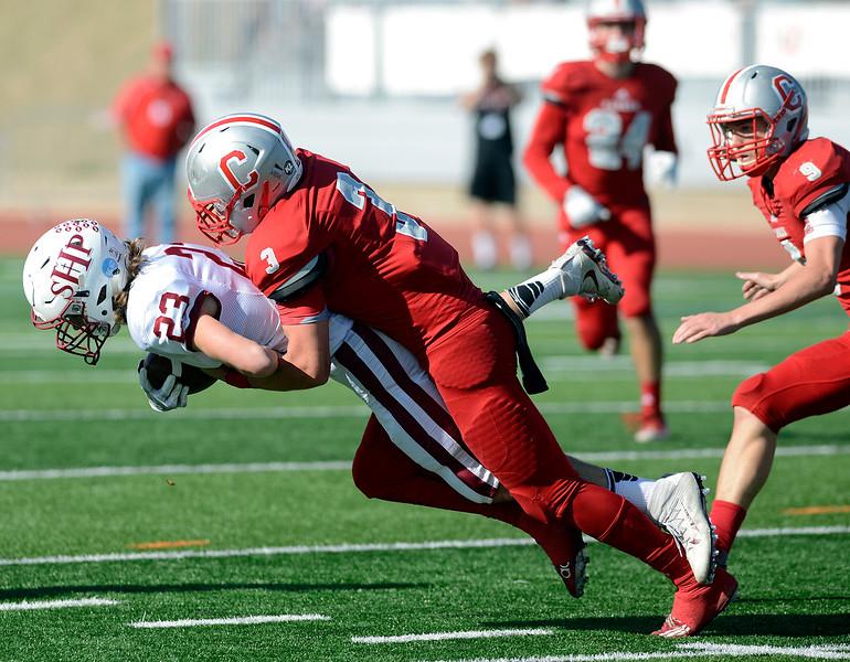 Carmel vs. Sacred Heart football