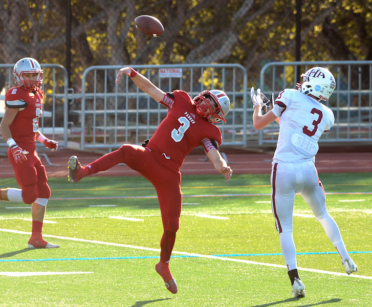 Carmel vs. Sacred Heart football