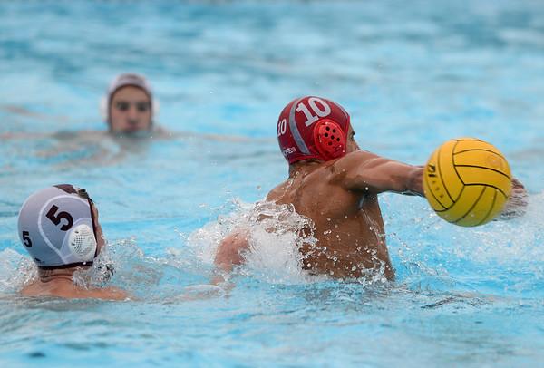 Carmel vs. Santa Cruz water polo 102716