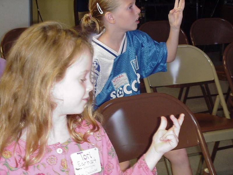 sign language class