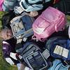 Doug with backpacks 6