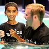 baptisms August 13th, 2011, at Northview Church. Photo by Kurt Hostetler