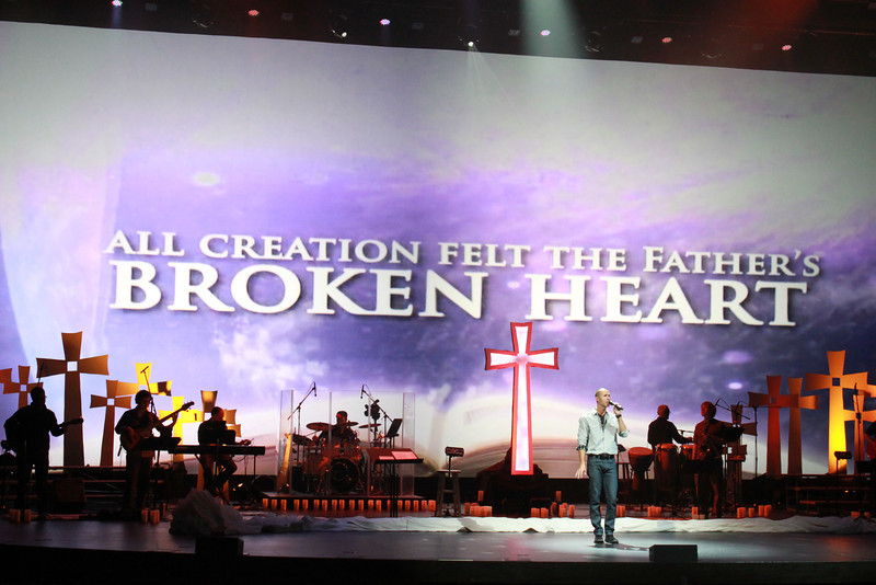 Easter Service #1, 2011 Northview Church