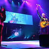 Chris Tomlin, along with Louie Giglio and Christy Knockels perform at Northview Church in Carmel, Ind., November 2, 2011.  Photo by Kurt Hostetler
