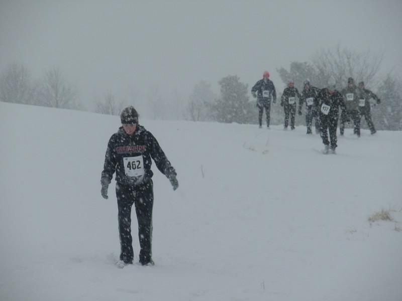 Winter Cross - 5K2011