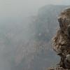at Volcan Masaya<br /> photo by Tara Kolker