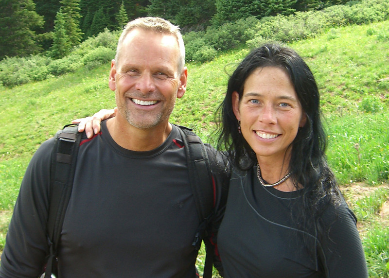 Greg and Beth Strand